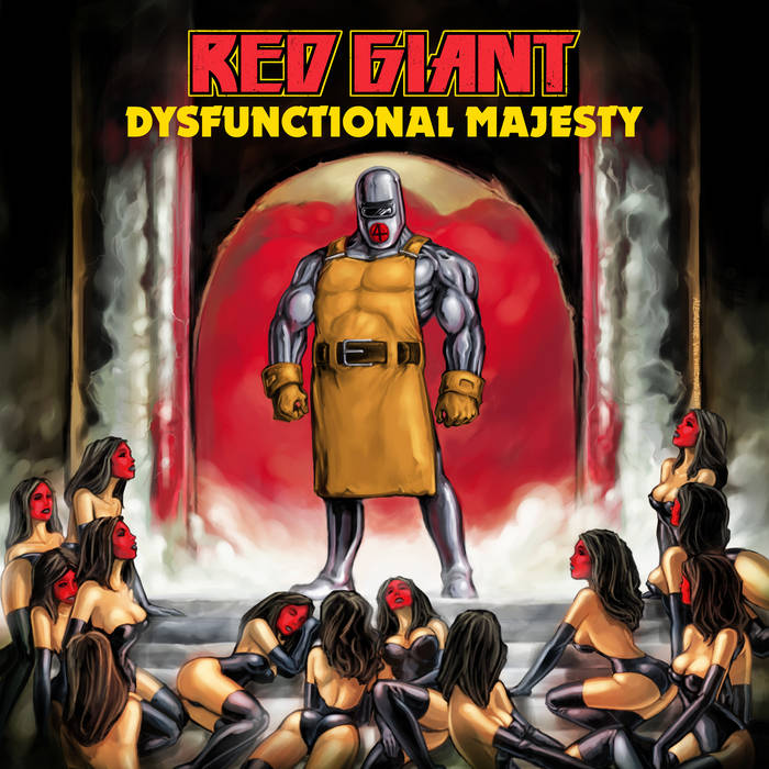 Dysfunctional Majesty cover art