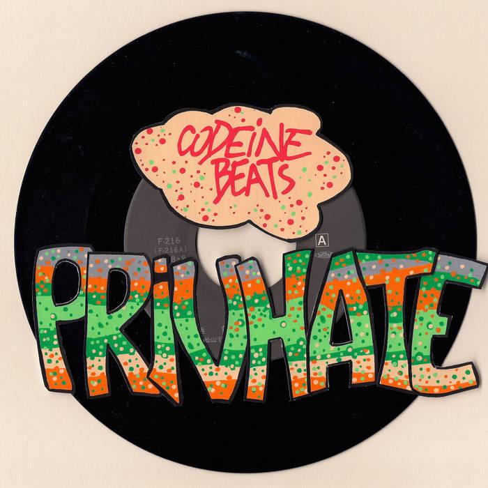 CODEINE BEATS cover art