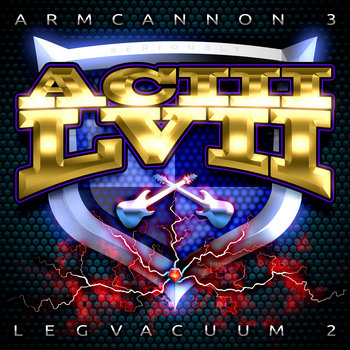 LegVacuum 2 cover art
