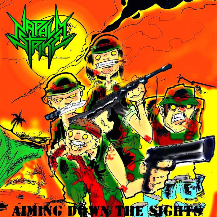 Aiming Down the Sights cover art