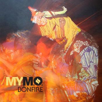 Bonfire cover art