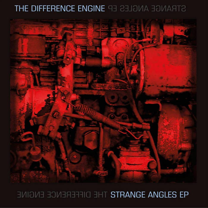Strange Angles cover art