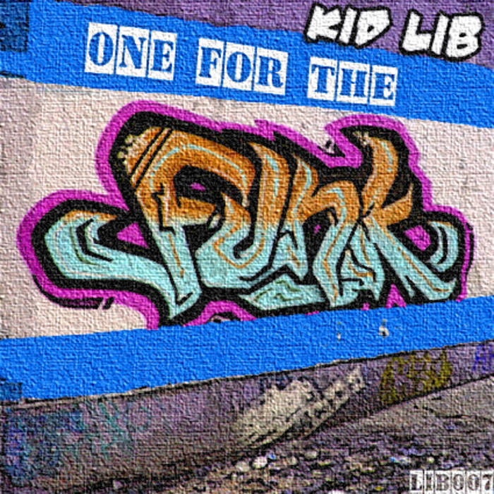 Kid Lib - One For The Funk cover art