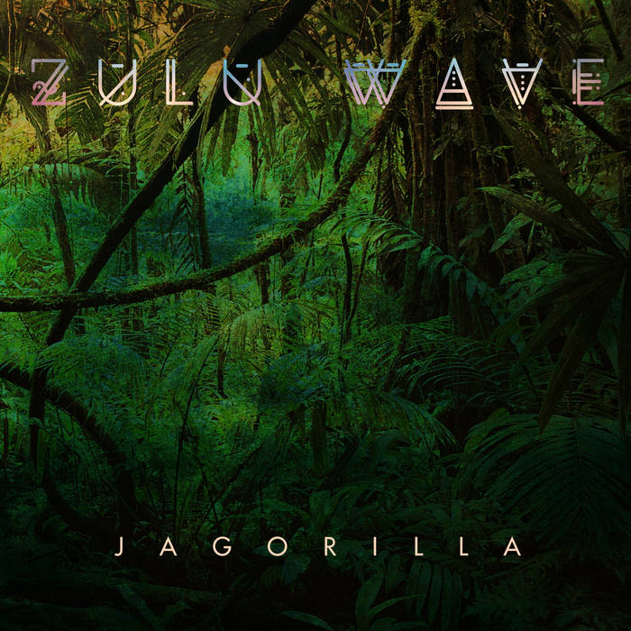 JAGORILLA cover art