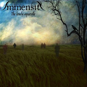 Immensity - The Lonely Aquarelle (Promo 2012) cover art