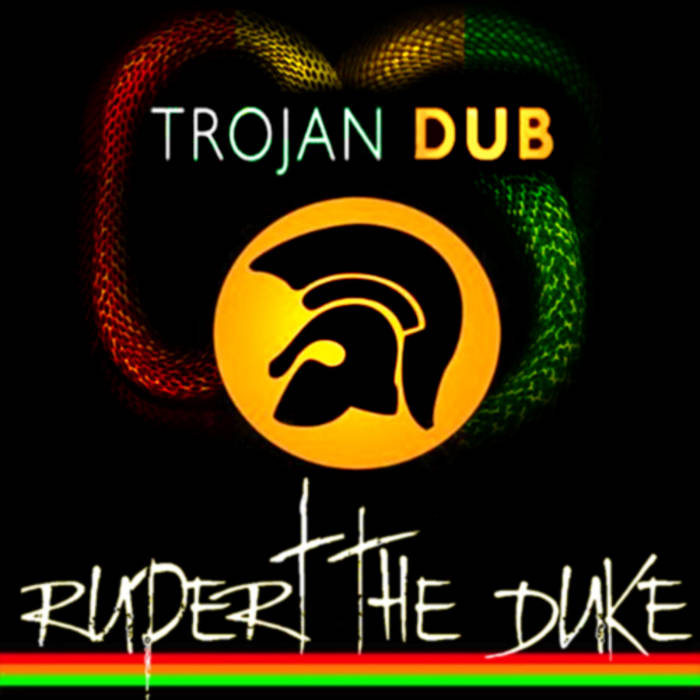 The Trojan Dub Sessions cover art