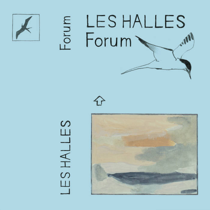Les Halles ~ Forum cover art