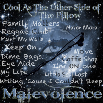 Cool As The Other Side Of The Pillow cover art