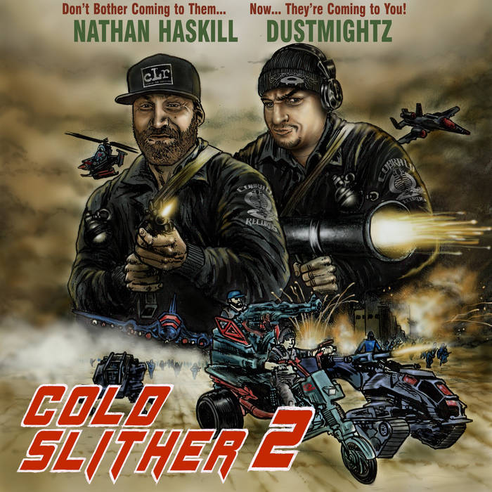 Cold Slither 2: YBJUS Redux cover art