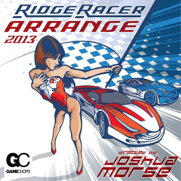 Ridge Racer Arrange cover art