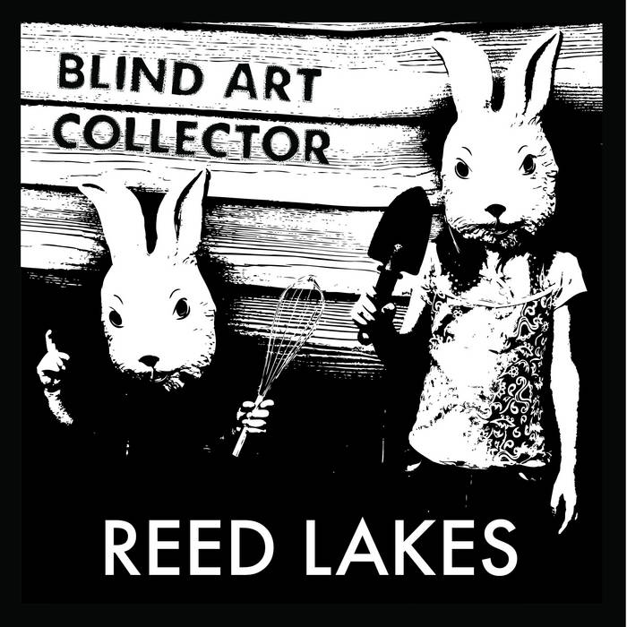 Blind Art Collector EP cover art