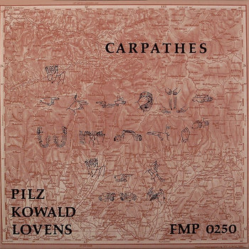 Carpathes cover art