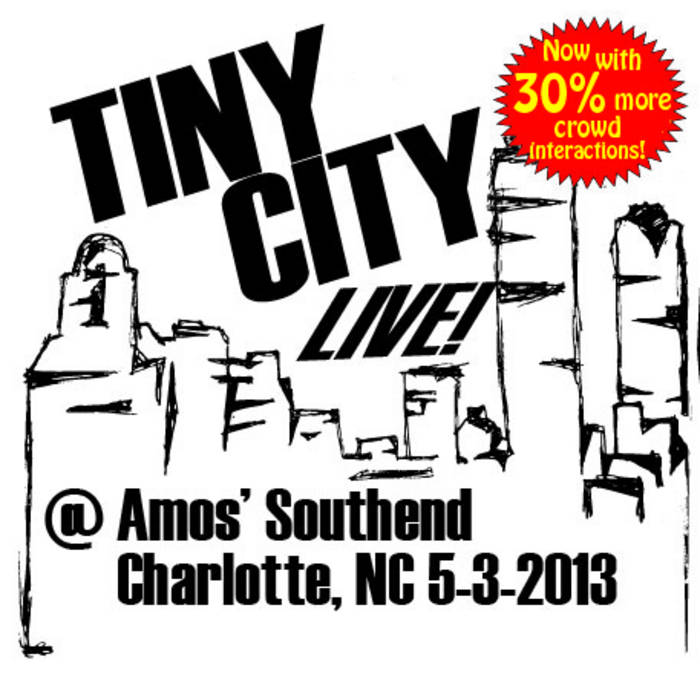 LIVE @ Amos' Southend 5-3-2013 cover art
