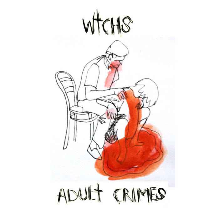 Adult Crimes (Single) cover art