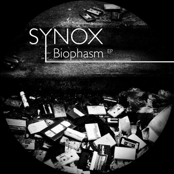Biophasm EP cover art