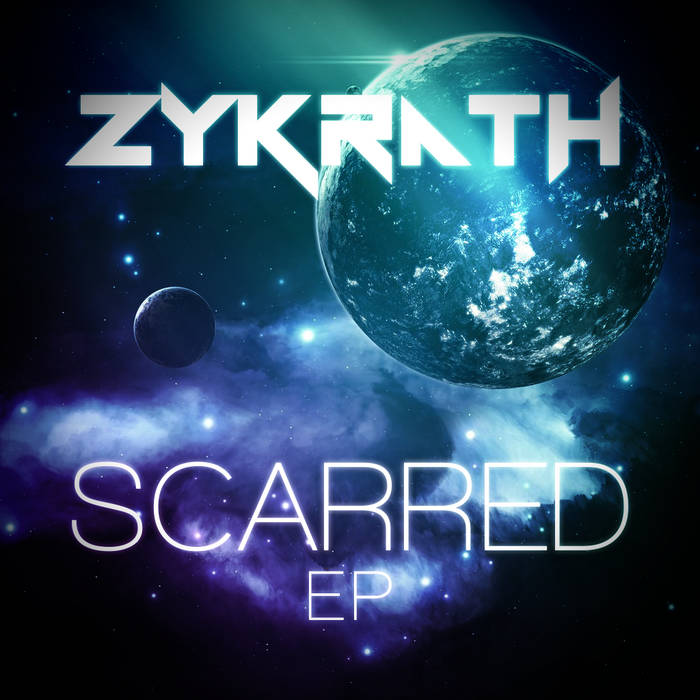 Scarred EP cover art