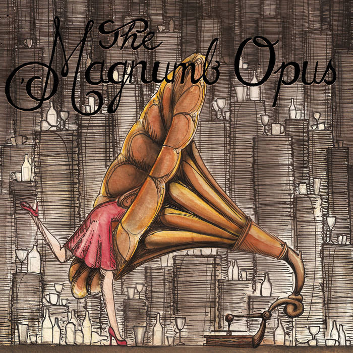 The Magnumb Opus cover art