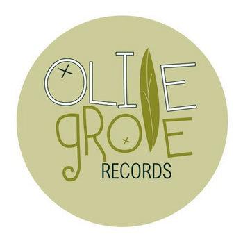 Scottish Fiction Olive Grove EP cover art