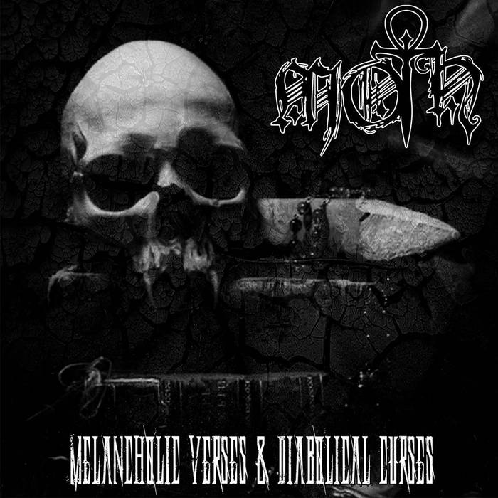 Melancholic Verses and Diabolical Curses cover art