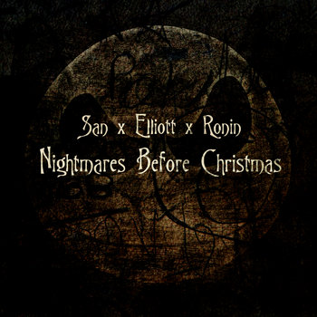 Nightmares Before Christmas cover art