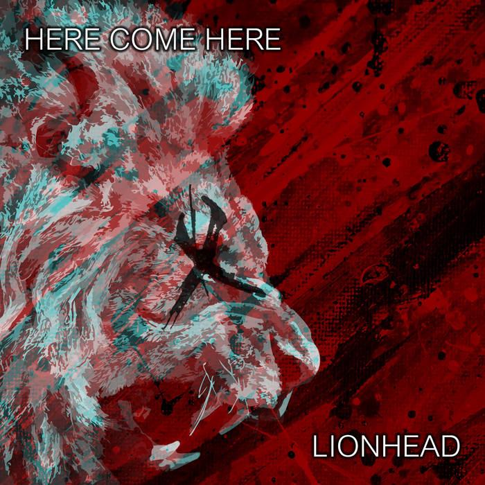 Lionhead EP cover art
