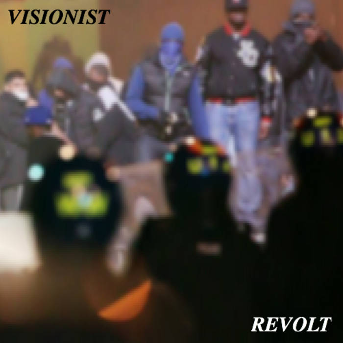 Revolt cover art