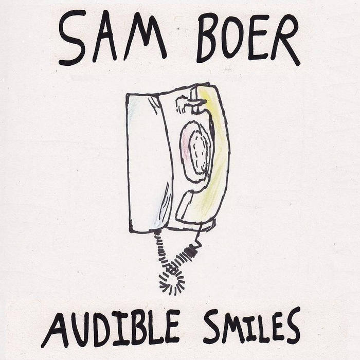 Audible Smiles EP cover art
