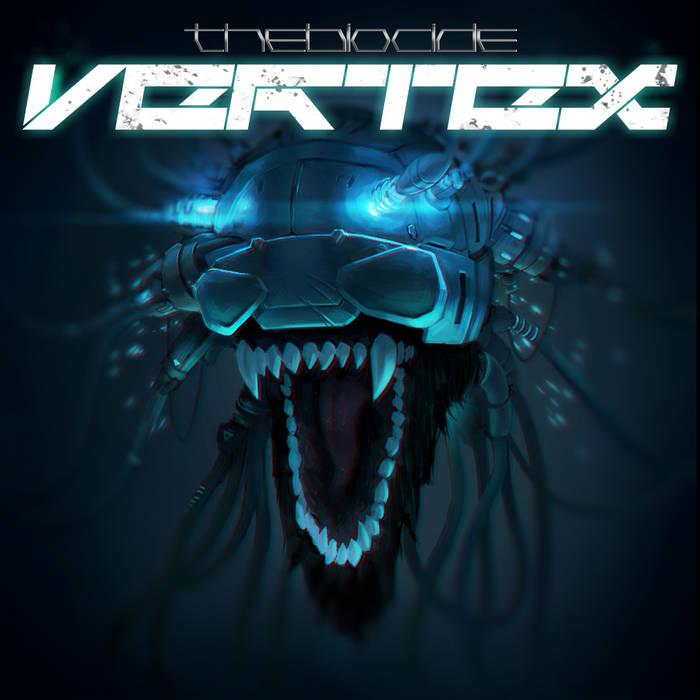Vertex EP cover art