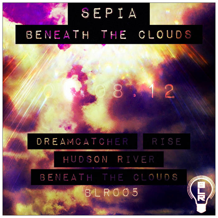 Beneath The Clouds EP (BLR005) cover art