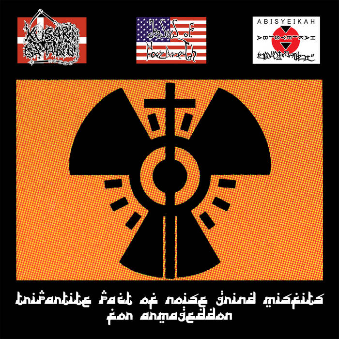 Tripartite Pact of Noise Grind Misfits for Armageddon cover art