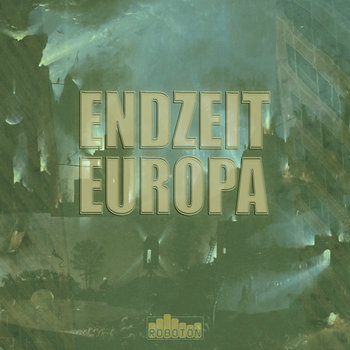 Endzeit Europa cover art