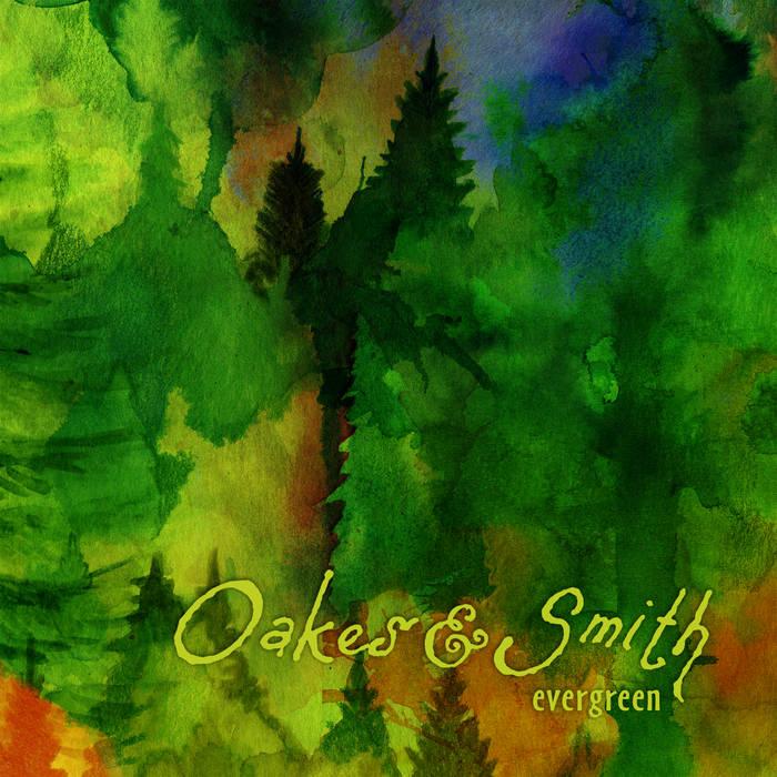 Evergreen EP cover art