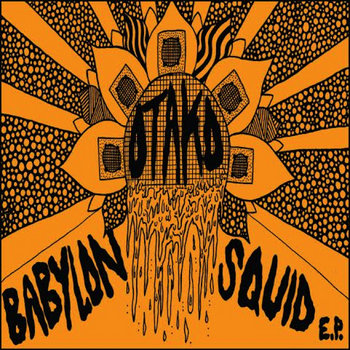 Babylon Squid E.P cover art