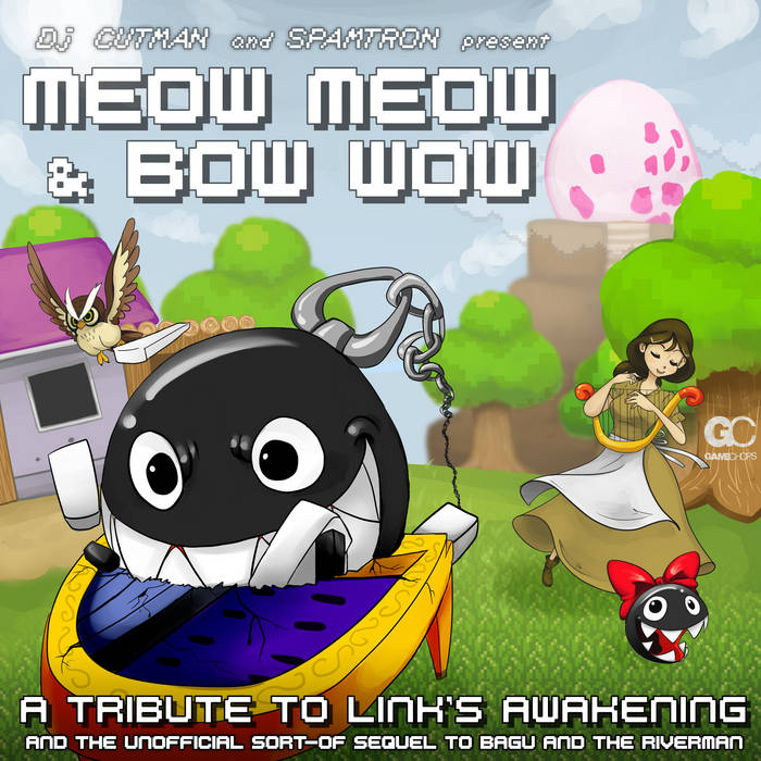 MeowMeow & BowWow cover art