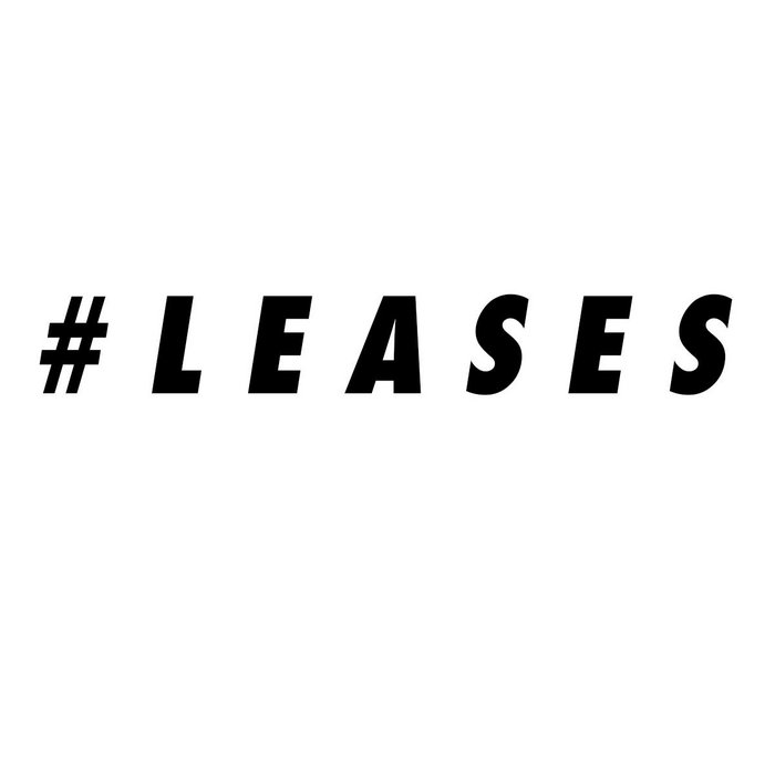#  L E A S E S cover art