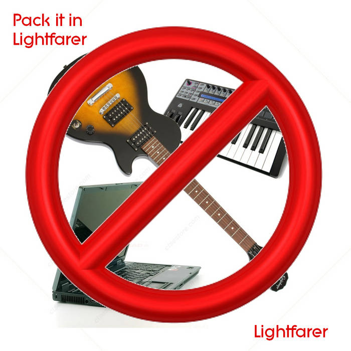 Pack it in Lightfarer cover art
