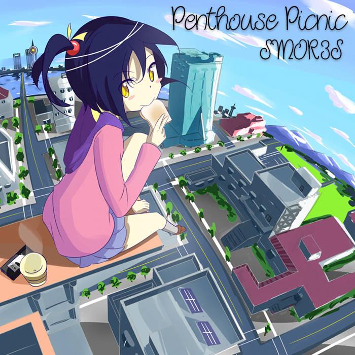 PENTHOUSE PICNIC EP cover art