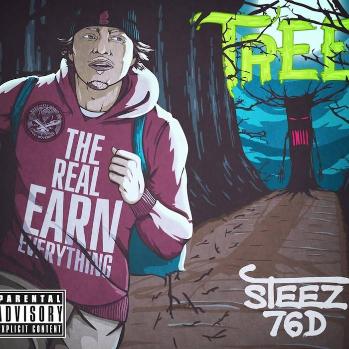 T.R.E.E. cover art