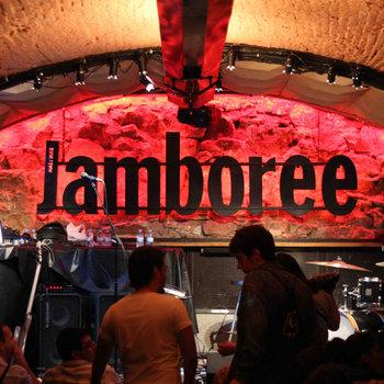 Live at the Jamboree June 17th 2011 1st set cover art