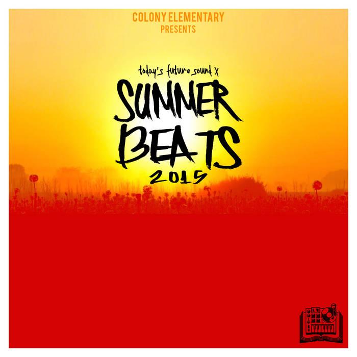 Camp Cool Summer Beats 2015 cover art