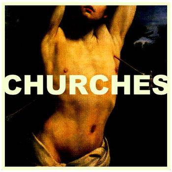 C H U R C H E S cover art