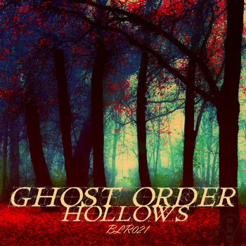 Hollows EP (BLR021) cover art