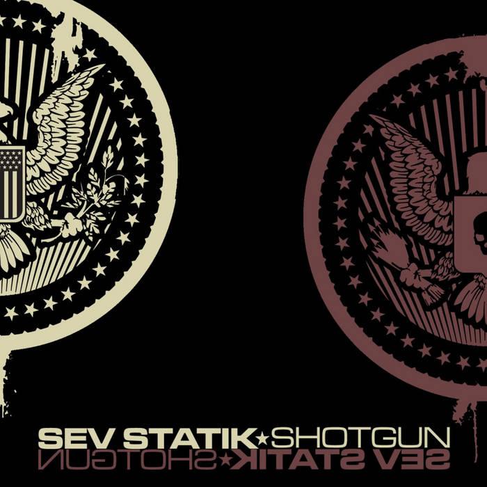 SHOTGUN cover art
