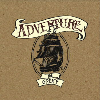 Adventure the Great EP cover art