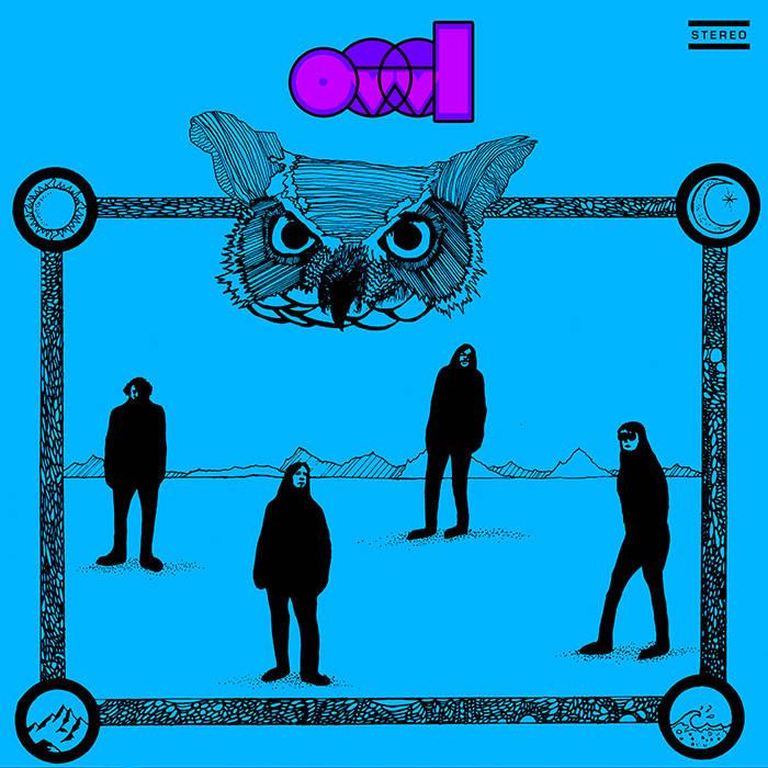 Owl cover art