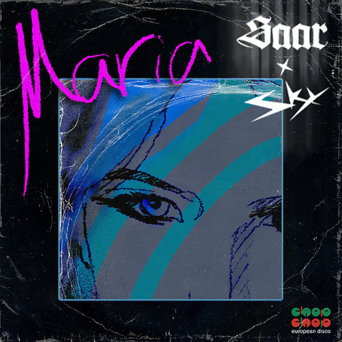 Maria EP cover art