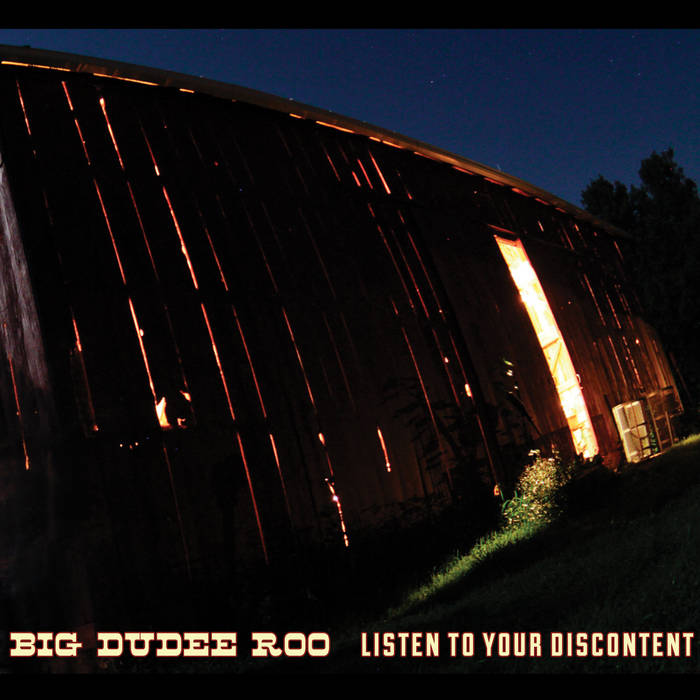 Listen to Your Discontent cover art