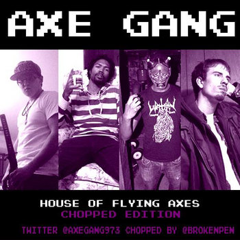 House of Flying Axes: Chopped Edition cover art