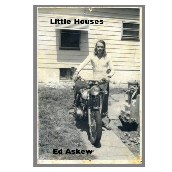 LITTLE HOUSES cover art