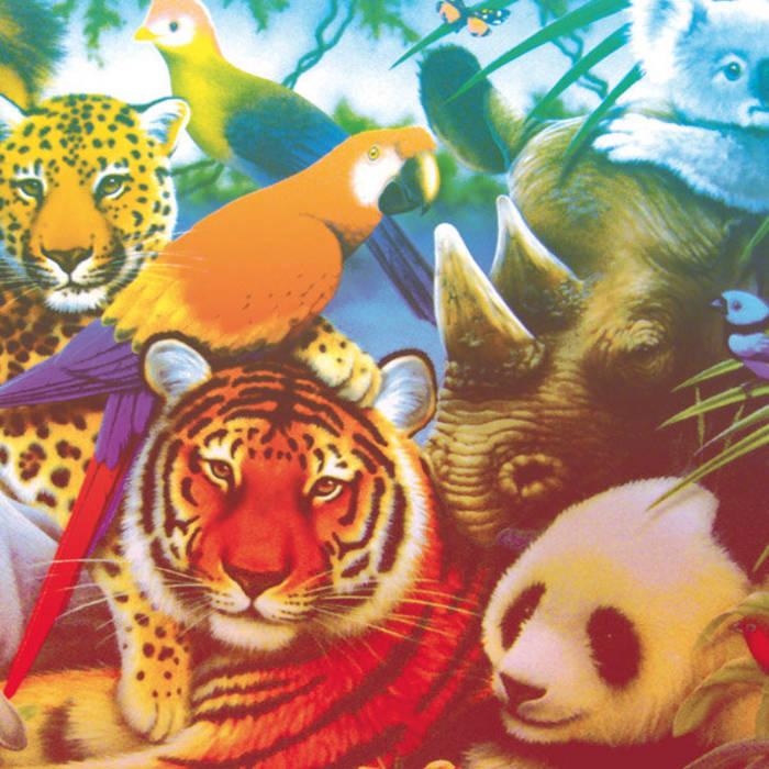 4 Way Split w/ Electric Electric, Marvin, Pneu cover art